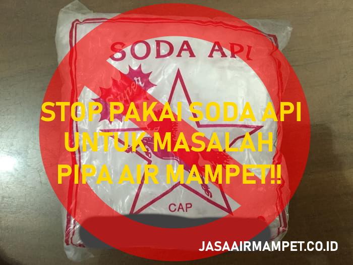 Penggunaan Soda Api Untuk Saluran Air Mampet Jasa Air Mampet Telp 081213249197 085881602045